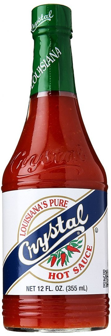 Crystal Louisiana Hot Sauce 355ml