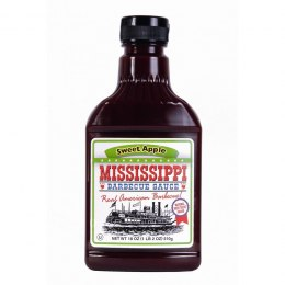 "Mississippi BBQ ""Sweet Apple"""