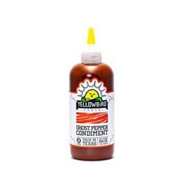 Yellowbird Ghost Pepper Condiment